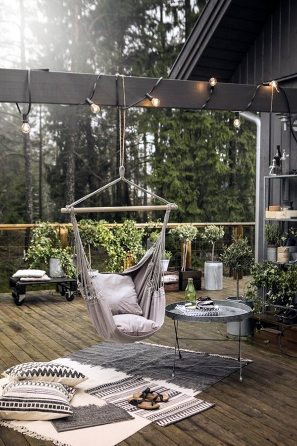 Fresh Terrace Decoration Ideas (19)