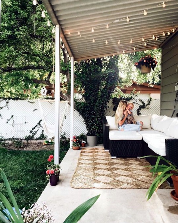 Fresh Terrace Decoration Ideas (2)