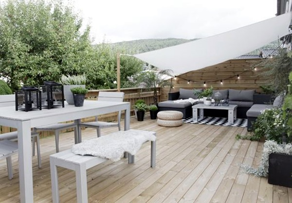 Fresh Terrace Decoration Ideas (23)