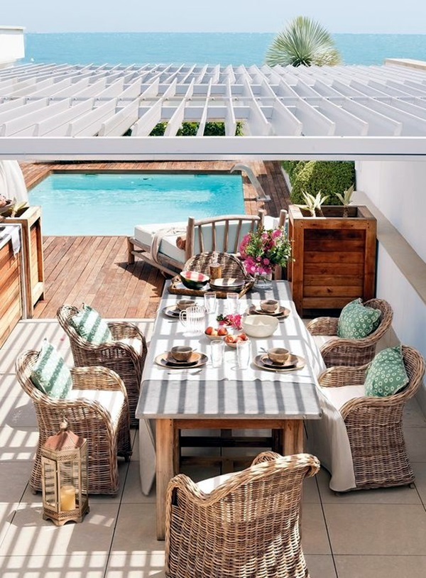 Fresh Terrace Decoration Ideas (38)
