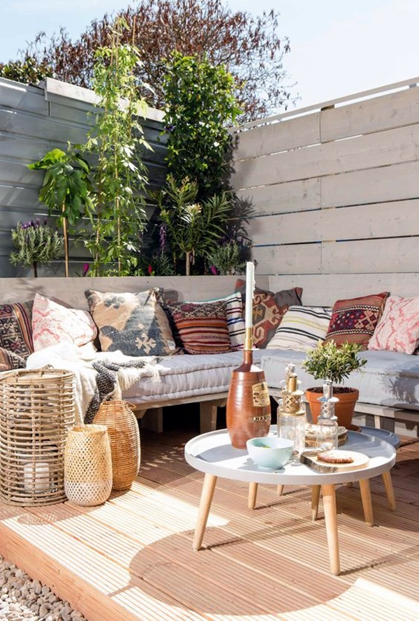 Fresh Terrace Decoration Ideas (39)