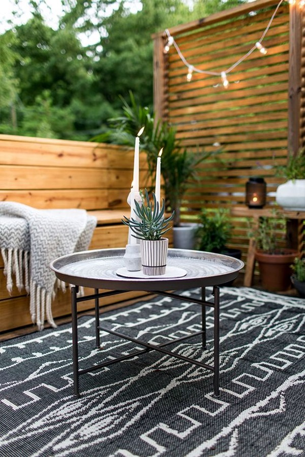 Fresh Terrace Decoration Ideas (41)