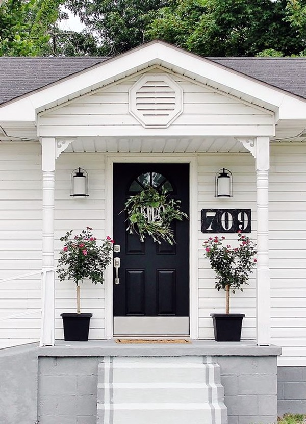 40 lovely door overhang designs bored