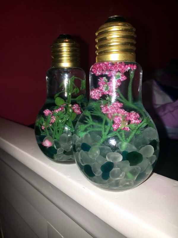 Original Light Bulb Aquarium Decor Ideas (13)