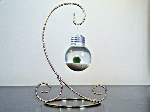 Original Light Bulb Aquarium Decor Ideas (18)