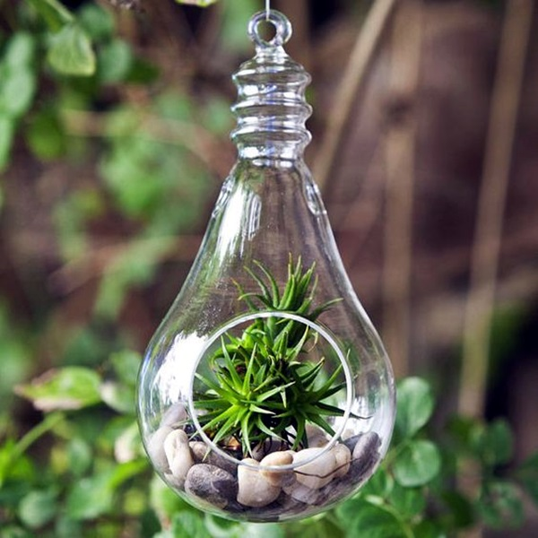 Original Light Bulb Aquarium Decor Ideas (6)