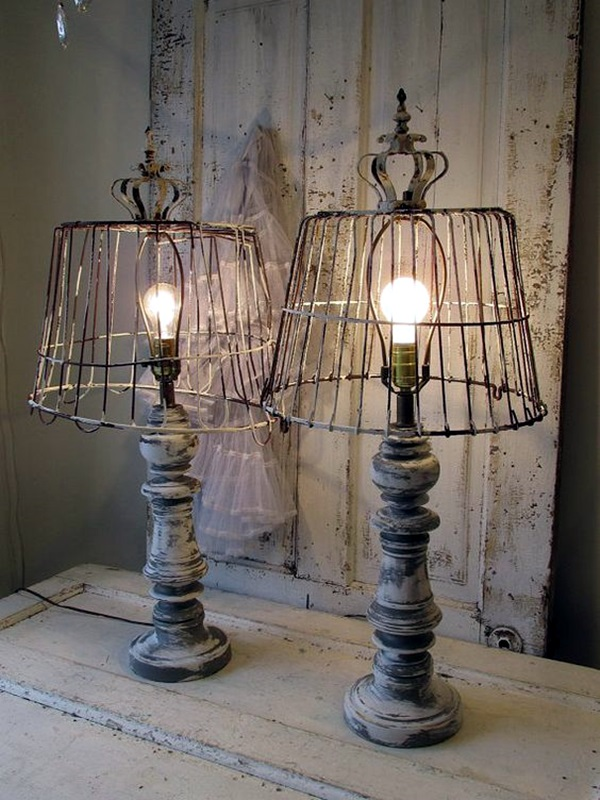 Recycled Lamps That Are Border Line Genius (12)