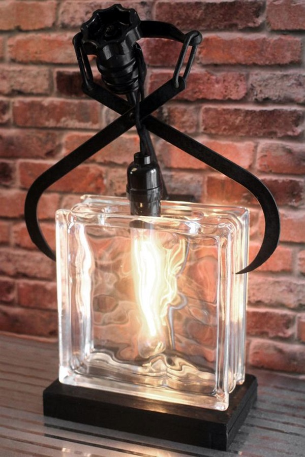 Recycled Lamps That Are Border Line Genius (16)