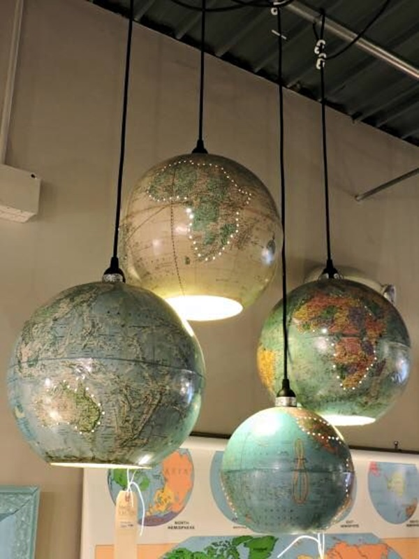 40 recycled lamps that are border line genius. Black Bedroom Furniture Sets. Home Design Ideas