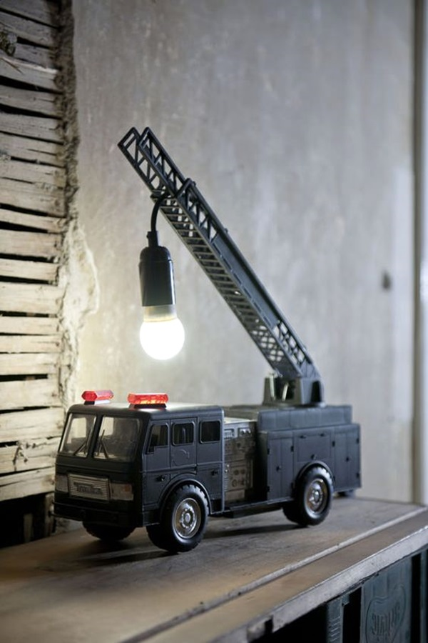 Recycled Lamps That Are Border Line Genius (29)