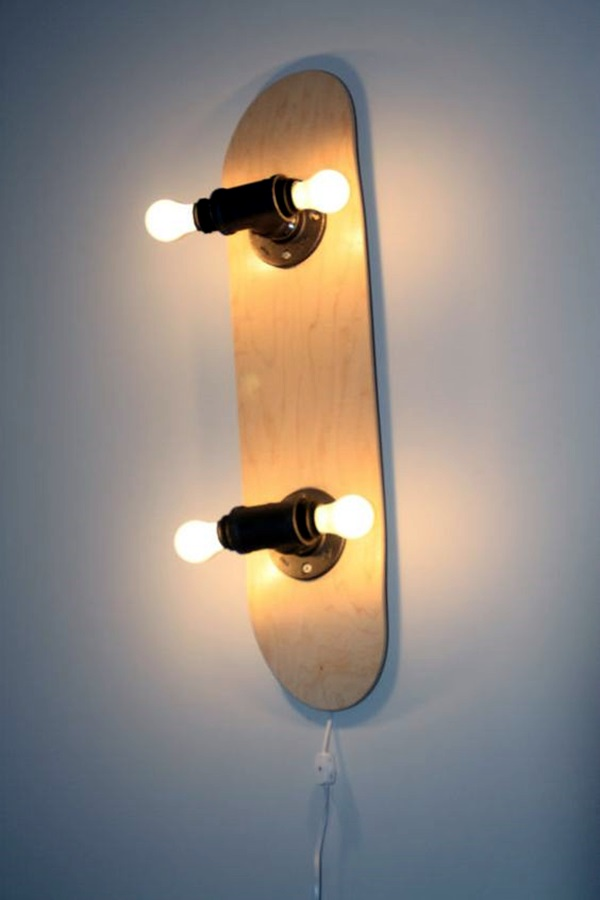 Recycled Lamps That Are Border Line Genius (3)