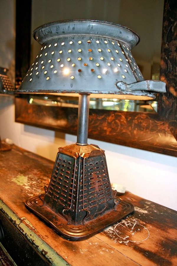 Recycled Lamps That Are Border Line Genius (31)