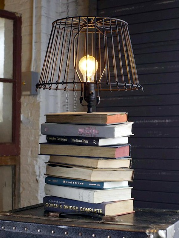 Recycled Lamps That Are Border Line Genius (35)