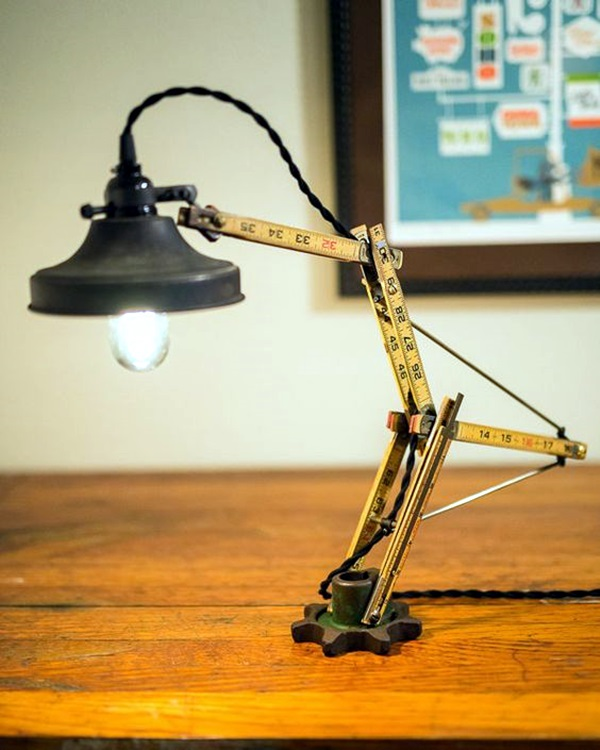 Recycled Lamps That Are Border Line Genius (40)