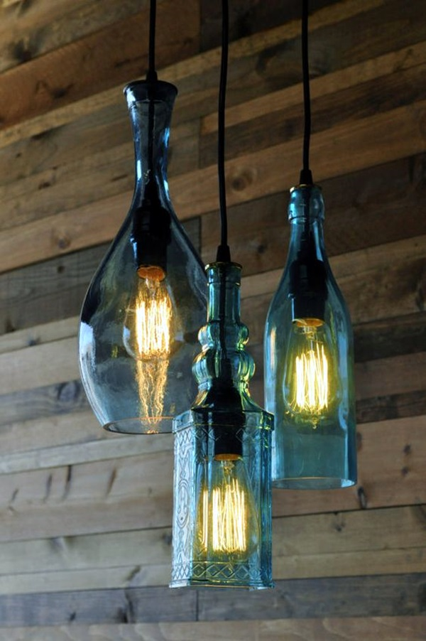 Recycled Lamps That Are Border Line Genius (5)