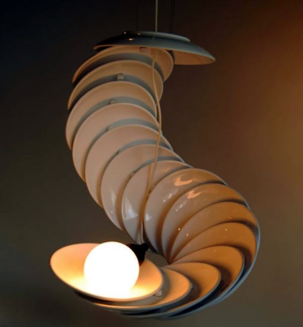 Recycled Lamps That Are Border Line Genius (6)
