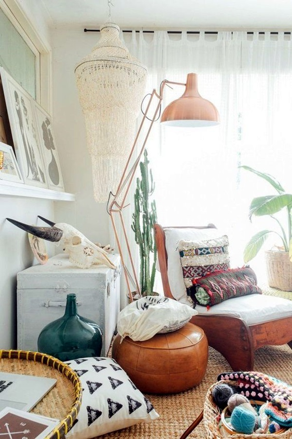 Unplugged eclectic decoration Ideas (20)