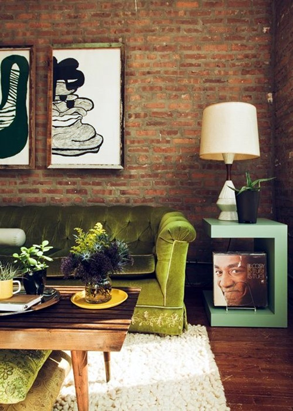 Unplugged eclectic decoration Ideas (35)