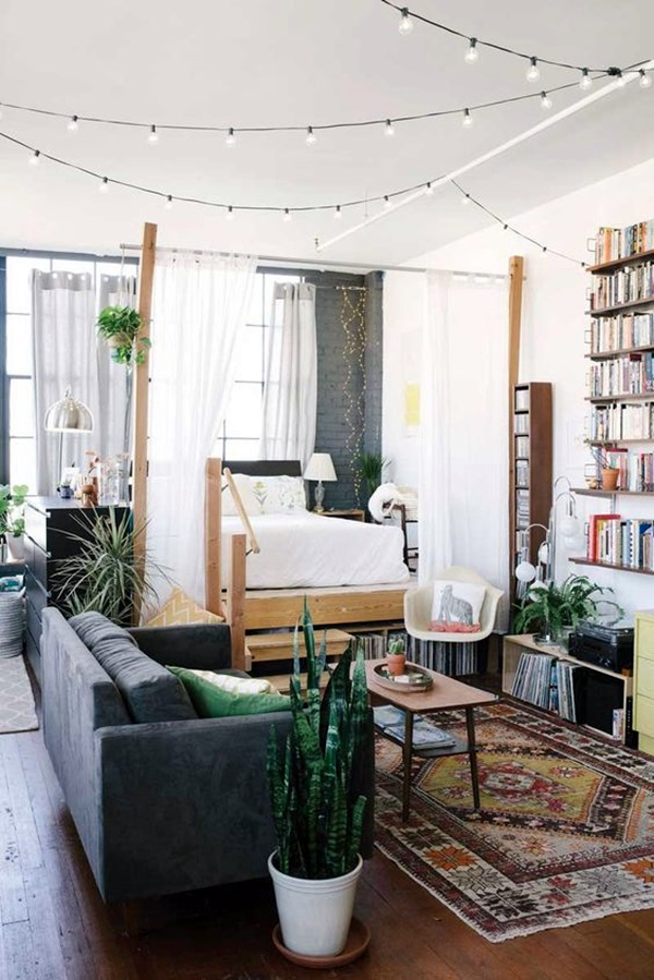 Unplugged eclectic decoration Ideas (41)