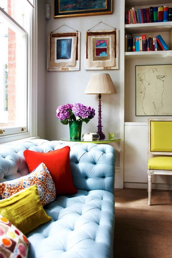 Unplugged eclectic decoration Ideas (9)