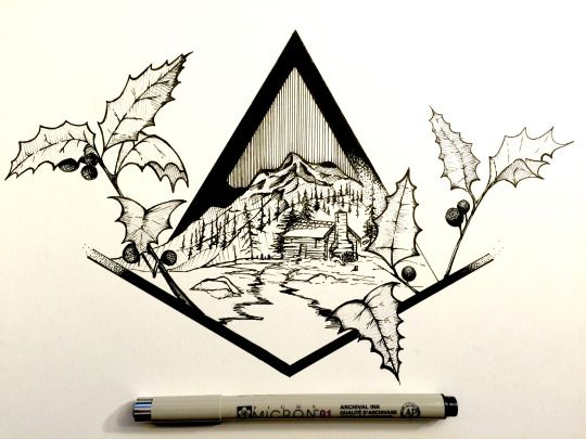 Beautiful Things To Draw Nature