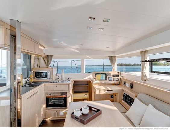 catamaran interior designs 16