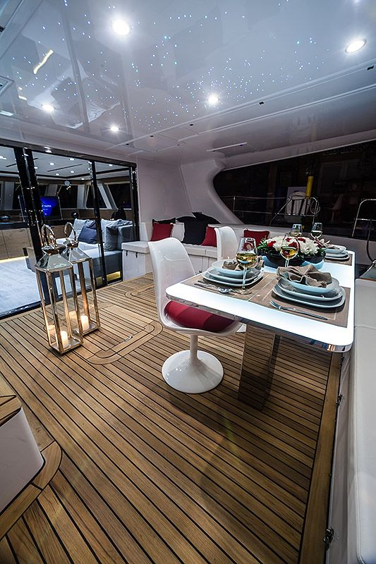 catamaran interior designs 2