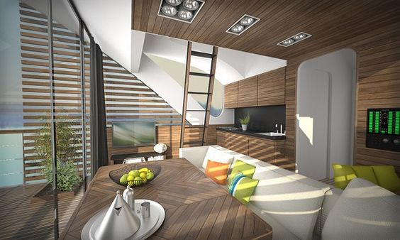 catamaran interior designs 25