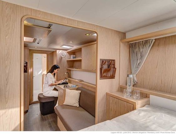 catamaran interior designs 26