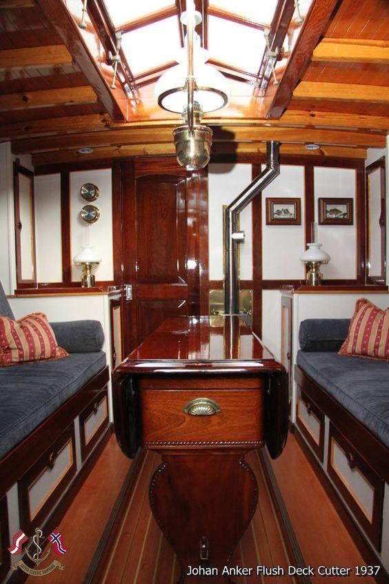 Creative Catamaran Interior Design Ideas To Cause You Delight Bored Art