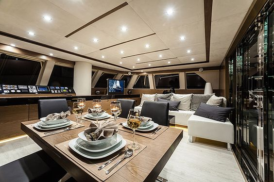 catamaran interior designs 5