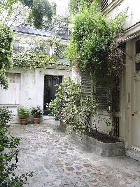 cobblestone patio designs 3