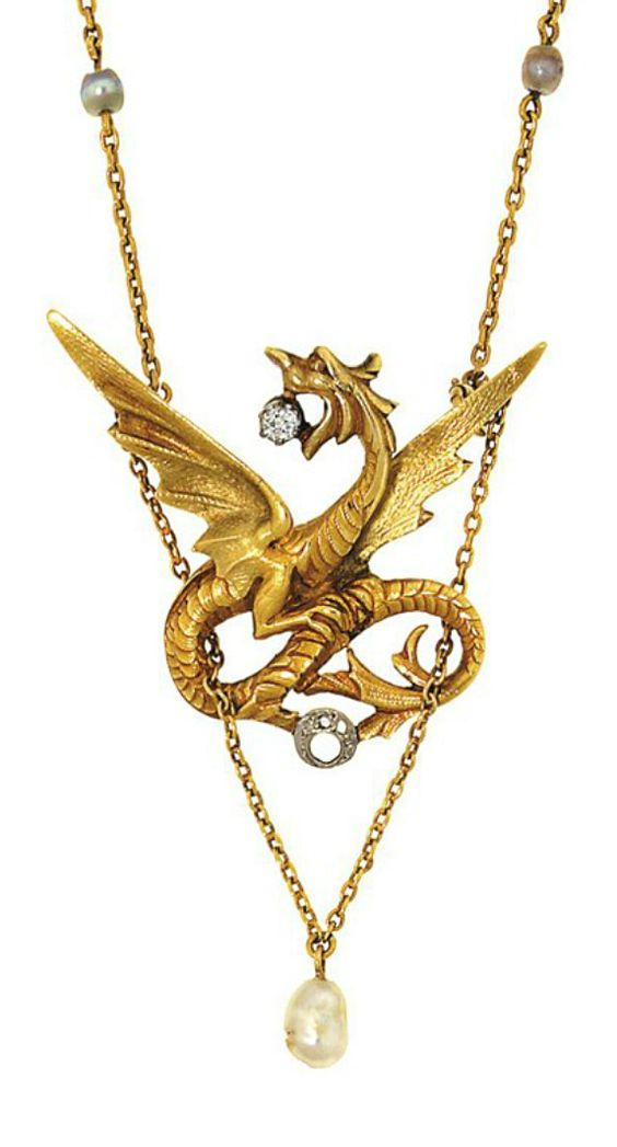 dragon jewelry designs 19