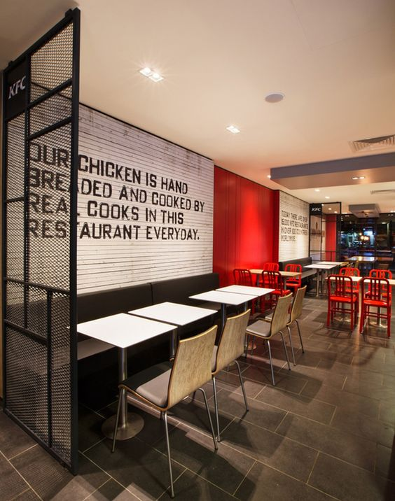 Fast Food Restaurant Interior Design Ideas That You Should Focus On ...