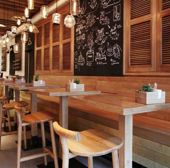 fastfood restaurant interiors 18