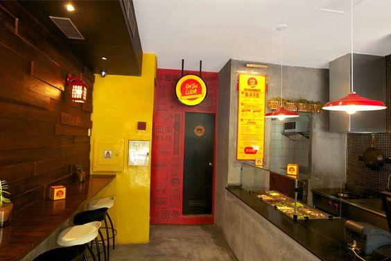 fastfood restaurant interiors 2
