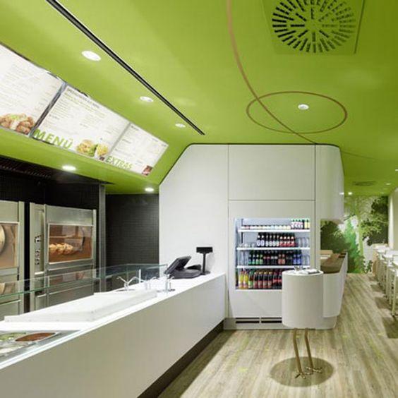 fastfood restaurant interiors 20
