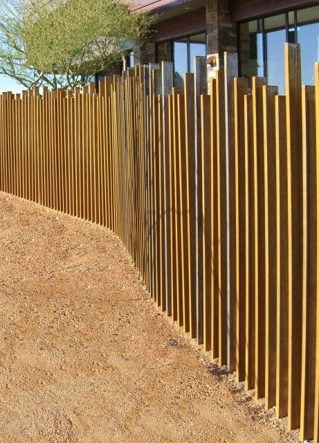 fence design ideas 1