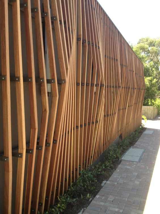 Fence Design Ideas 15