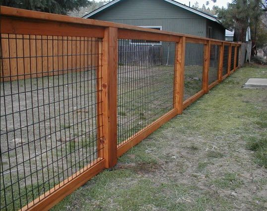 fence design ideas 22
