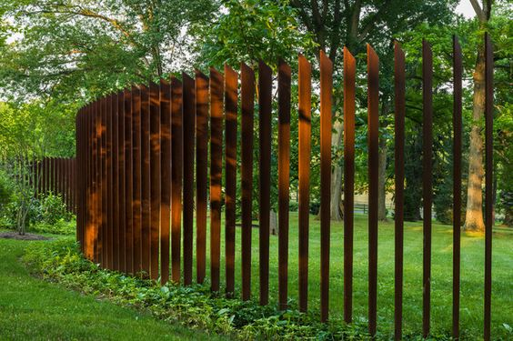 fence design ideas 9