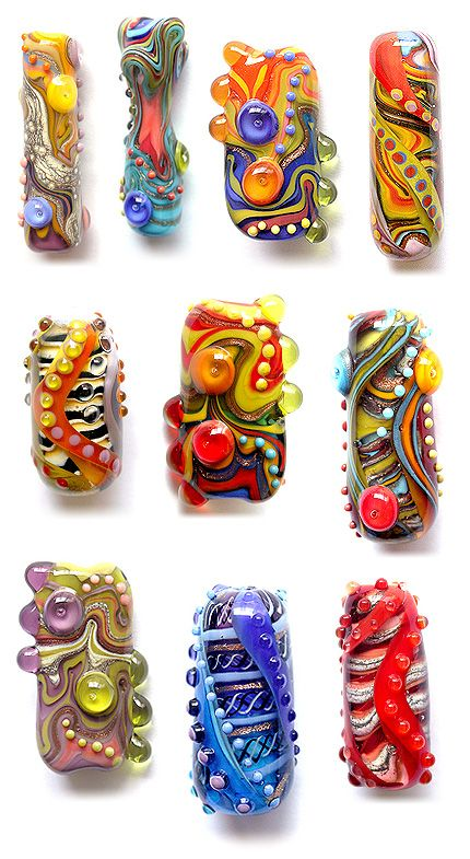 glass bead art 25