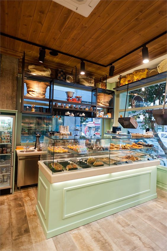 Pretty and perfect pastry shop interiors bored art for Design shop 24