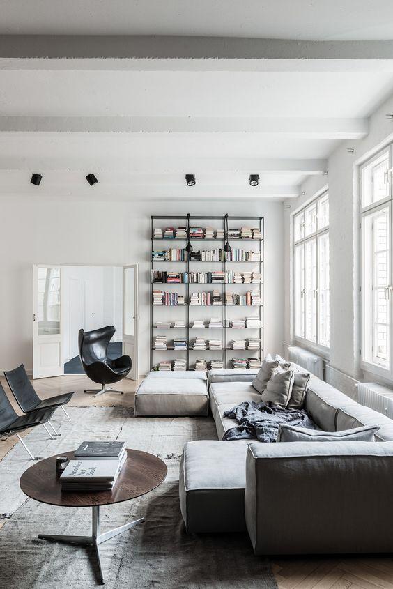 studio apartment interiors 11