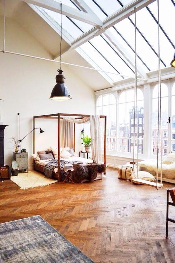 studio apartment interiors 13