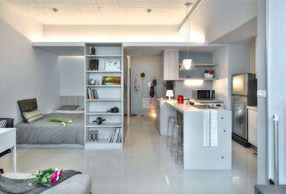 studio apartment interiors 14