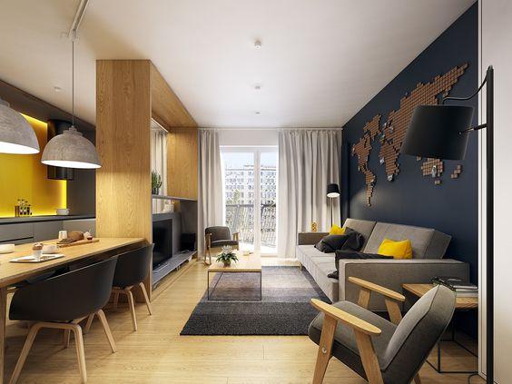 studio apartment interiors 15