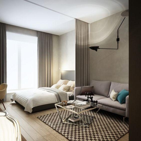 studio apartment interiors 17