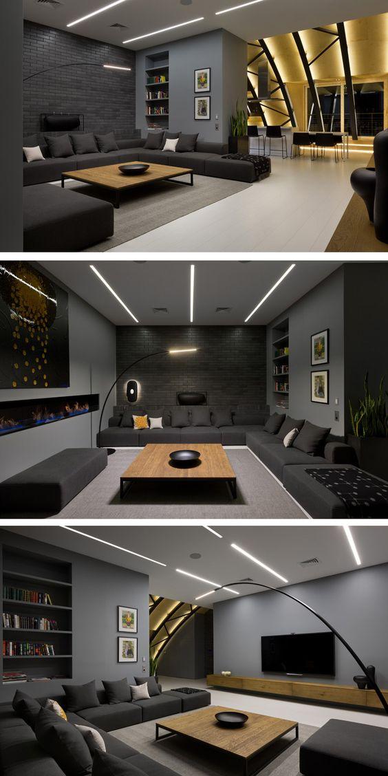 Simple yet stunning studio apartment interior designs for Stunning interior designs