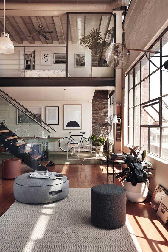 Simple Yet Stunning Studio Apartment Interior Designs - Bored Art